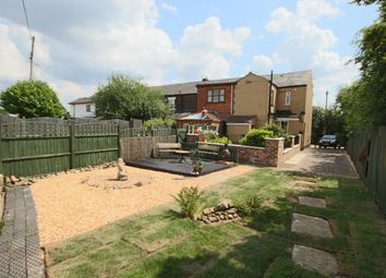 Thumbnail 2 bed end terrace house to rent in Moss Colliery Road, Swinton, Manchester