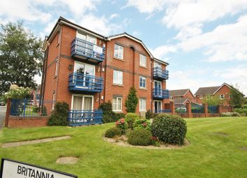 Thumbnail 1 bed flat for sale in Britannia Drive, Ashton-On-Ribble, Preston, Lancashire.