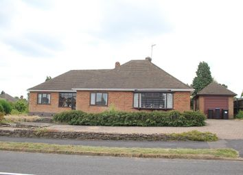 Thumbnail 3 bed detached bungalow for sale in The Meadway, Burbage, Hinckley