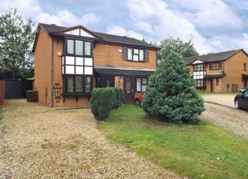 Thumbnail 2 bed semi-detached house to rent in Lissett Close, Lincoln