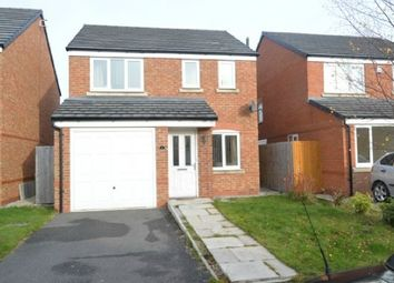 Thumbnail 4 bedroom detached house to rent in Brent Close, Keele, Newcastle-Under-Lyme