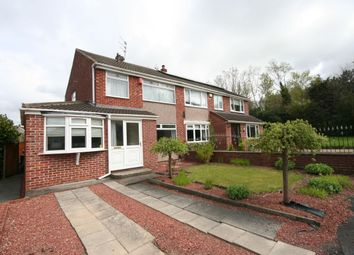 Thumbnail 3 bedroom semi-detached house for sale in Shadwell Close, Normanby, Middlesbrough