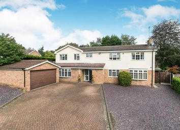 Thumbnail 6 bed detached house for sale in Green Park, Wrexham, Wrecsam