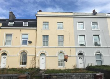 Thumbnail 2 bed flat for sale in Flat 2, 51 Embankment Road, Plymouth, Devon