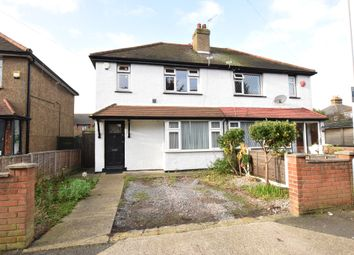 3 bed semi-detached house for sale in Croft Close, Harlington, Hayes, Middlesex UB3