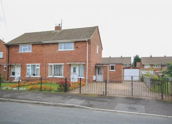 Thumbnail 2 bed semi-detached house for sale in Warwick Road, Intake, Doncaster