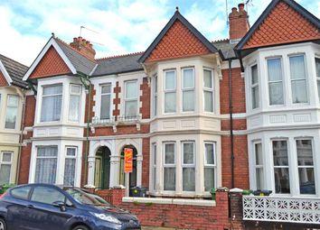 Thumbnail 4 bed terraced house to rent in Edington Avenue, Heath, Cardiff