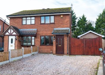 Thumbnail 2 bedroom semi-detached house for sale in Lonsdale Drive, Croston, Leyland