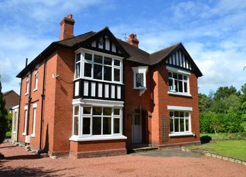 Thumbnail 5 bed detached house for sale in Adderley Road, Market Drayton