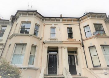 Thumbnail 1 bed flat to rent in Large Garden Flat, Goldstone Villas, Hove