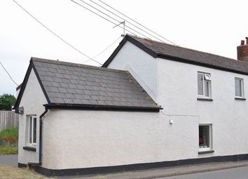 Thumbnail 2 bed end terrace house for sale in Old Coach Road, Broadclyst, Exeter