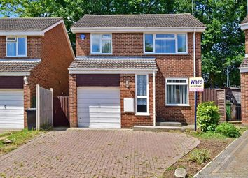Thumbnail 3 bed detached house for sale in Weyhill Close, Maidstone, Kent