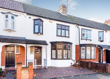 Thumbnail 3 bed terraced house for sale in The Avenue, Hornchurch