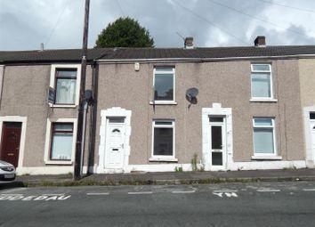 Thumbnail 2 bedroom terraced house for sale in Landeg Street, Plasmarl, Swansea
