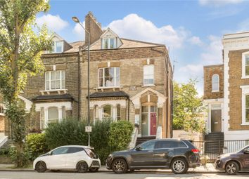 Thumbnail 3 bed maisonette for sale in Burghley Road, Kentish Town, London