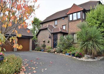 Thumbnail 4 bed detached house for sale in Marsham Way, Halling Rochester