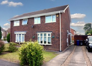 Thumbnail 3 bed semi-detached house for sale in Foxglove, Tamworth