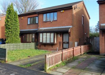 Thumbnail 2 bed semi-detached house to rent in Mortimer Street, Oldham