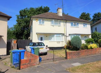 Thumbnail 3 bed semi-detached house for sale in Ainger Close, Aldershot