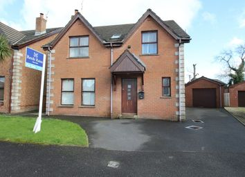 Thumbnail 4 bedroom detached house for sale in Meadow Hill Close, Carrickfergus
