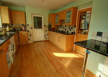 Thumbnail 4 bed end terrace house for sale in Wright Crescent, Bridlington