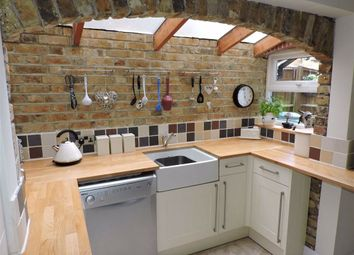 Thumbnail 2 bed end terrace house for sale in Sanway Close, Byfleet, Surrey