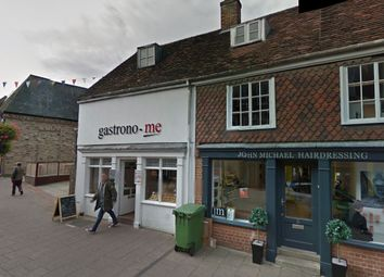 Thumbnail Retail premises for sale in St. Johns Street, Bury St. Edmunds
