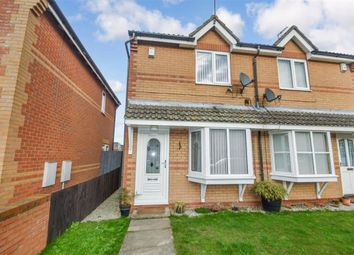 Thumbnail 2 bed semi-detached house for sale in Kingsbury Way, Kingswood, Hull