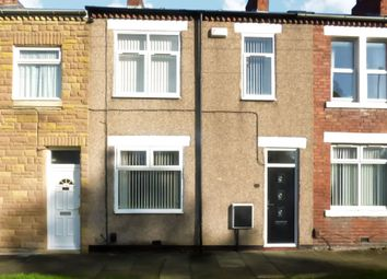 3 bed terraced house for sale in Harrow Street, Shiremoor, Newcastle Upon Tyne NE27