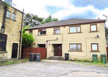 Thumbnail 2 bed flat to rent in Blackmoorfoot Road, Crosland Moor, Huddersfield