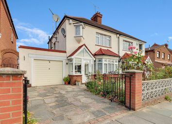Thumbnail 3 bed semi-detached house for sale in Poynings Avenue, Southchurch