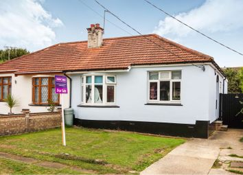 3 bed semi-detached bungalow for sale in York Avenue, Stanford-Le-Hope SS17
