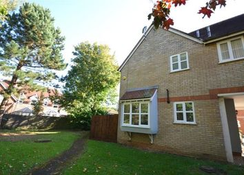 Thumbnail 1 bed terraced house for sale in Lion Meadow, Steeple Bumpstead, Haverhill, Suffolk
