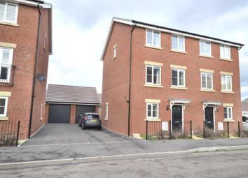 Thumbnail 3 bed semi-detached house for sale in Yew Tree Road, Brockworth, Gloucester