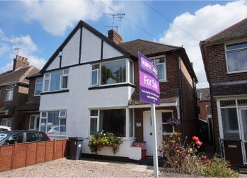 Thumbnail 3 bed semi-detached house for sale in Tachbrook Road, Leamington Spa