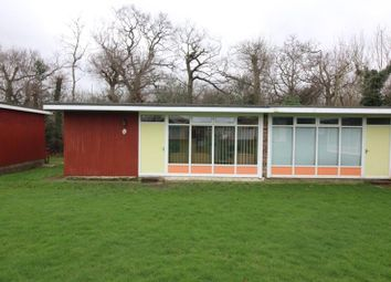 Thumbnail 2 bedroom property for sale in Broadside Chalet Park, Stalham, Norwich
