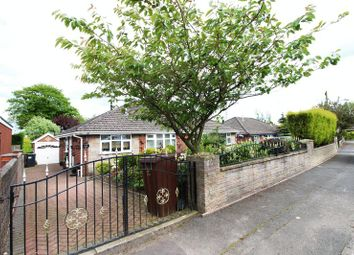 Thumbnail 2 bed semi-detached bungalow for sale in James Way, Knypersley, Staffordshire