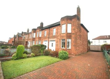 Thumbnail 3 bed terraced house for sale in Queen Victoria Drive, Glasgow
