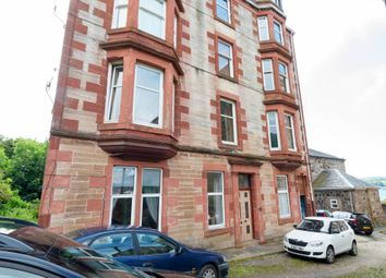 Thumbnail 3 bed flat for sale in Rothesay, Isle Of Bute