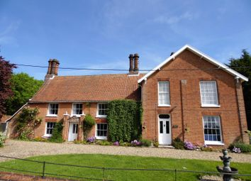 Thumbnail 6 bed detached house for sale in Barondole Lane, Topcroft, Bungay
