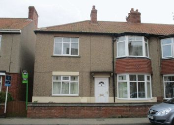 Thumbnail 2 bed flat for sale in Wright Street, Blyth