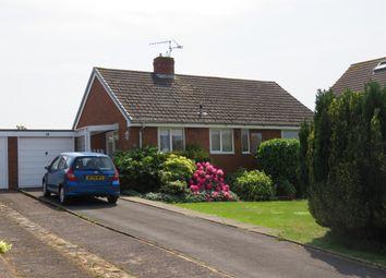 Thumbnail 2 bed detached bungalow for sale in Elms Road, Wellington