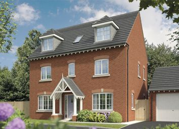 Thumbnail 5 bed detached house for sale in Fellow Lands Way, Chellaston, Derby
