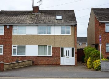 Thumbnail 4 bed end terrace house for sale in Station Road, Kingswood