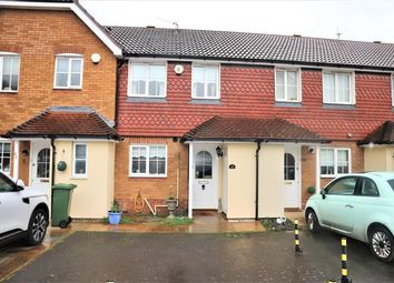 Thumbnail 2 bed terraced house for sale in Bascombe Grove, Crayford, Kent