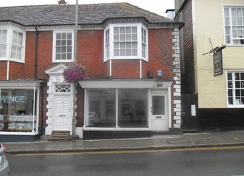 Thumbnail Retail premises to let in High Street, Uckfield