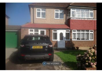 Thumbnail 5 bedroom semi-detached house to rent in Goffs Oak, Goffs Oak