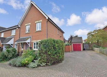 Thumbnail 3 bed end terrace house for sale in Anatase Close, Sittingbourne, Kent