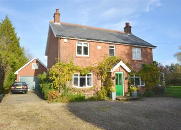 Thumbnail 4 bed detached house for sale in Cadnam Lane, Cadnam, Southampton, Hampshire