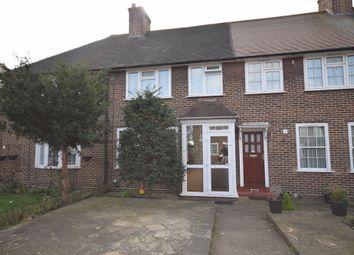 Thumbnail 3 bed terraced house for sale in Inigo Jones Road, London